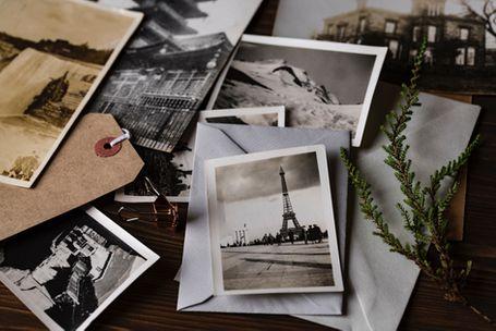 Les postals